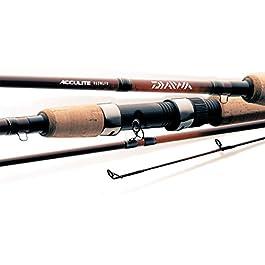 Daiwa Acculite Canne à pêche pour saumon/acier