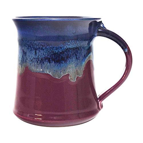 Clay in Motion Handmade Medium Mug (Purple Passion)