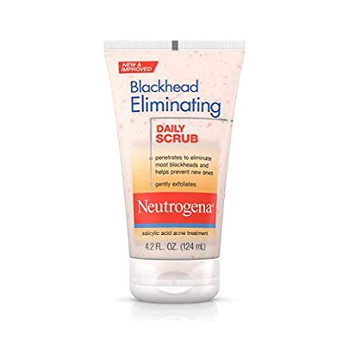Neutrogena Blackhead Eliminating Daily Scrub - Model 91804 - Each