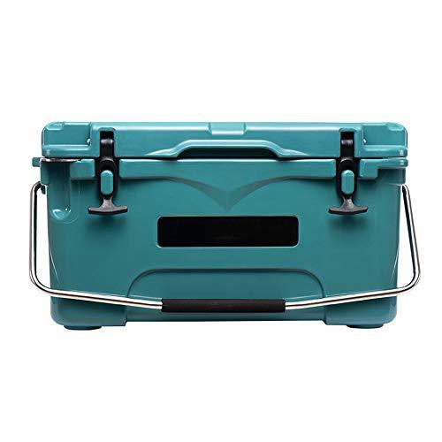 FU LIAN Petit incubateur Portable , Réfrigérateur de Voiture de Conservation des Aliments , Serrure en Caoutchouc avec poignée Eva 25L Super Grande capacité Durable