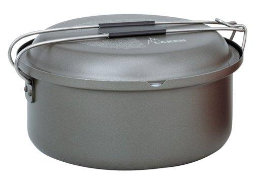 5. Laken Fiambrera aluminio antiadherente 18 cm
