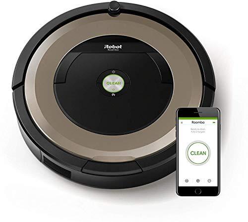 【Amazon.co.jp限定】ルンバ 891 アイロボット ロボット掃除機 wifi対応 遠隔操作 パワフルな吸引力 ラグ ...