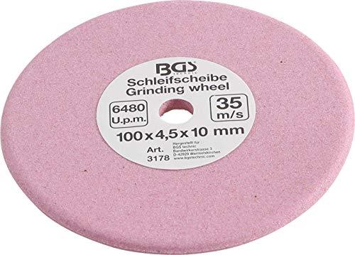 BGS 3178 | Disco abrasivo | para BGS 3180 | Ø 100 x 4,5 x 10 mm
