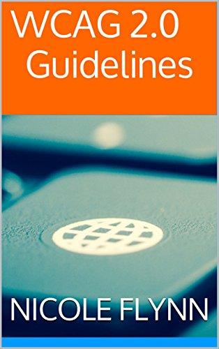 WCAG 2.0 Guidelines