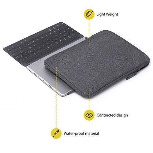 "CAISON 8 inch Tablet Sleeve Case Protector Bag Pouch For iPad mini 4 / 8"" Galaxy Tab S2 / 8"" Lenovo Tab 4 Plus Lenovo Tab3 / 8"" ASUS Z580C ZenPad S Z380M ZenPad 8.0 / 8"" Linx 820 / 8"" Alcatel Pixi 3"