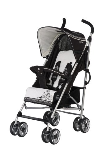 Babywelt 11020000-490 - Buggy Sprint (Blacky)