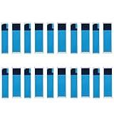 MISSFLORA Pièces de Rechange .10 Ensembles for Sony Xperia XZ Premium 2 en 1 Autocollants Batterie