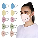 Features & Specifications: Secure 3D fit design, adjustable & universal fit with maximum face covering for protection against pollutants, dust, spore, smog, allergen and other particles. The size is perfect fit for both adults and kids; Multi-Layer P...