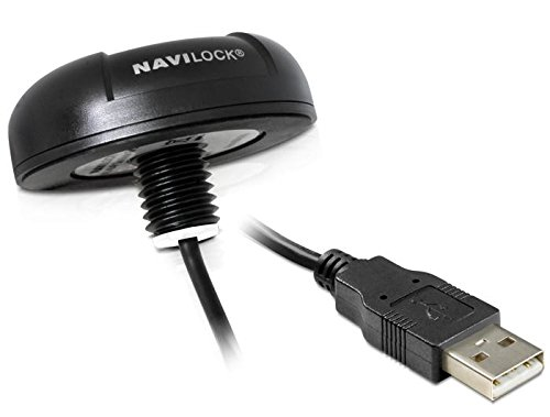 Navilock NL-8004U - Módulo Receptor GPS (USB, L1, 1575,42 MHz, 26 s, 1 s, GGA,GSA,GSV,RMC,VTG)