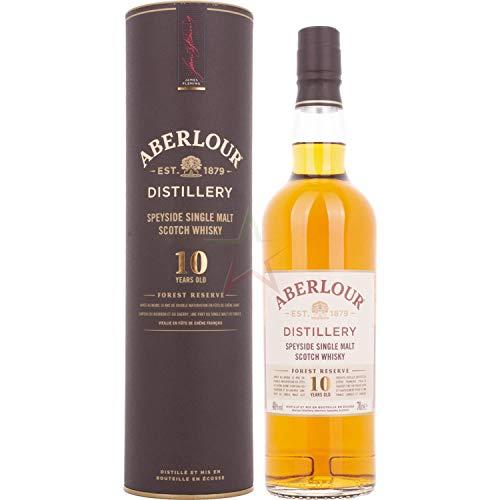 Aberlour 10 Years Old FOREST RESERVE Speyside Single Malt Scotch Whisky 40,00% 0,70 Liter