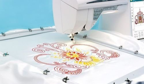 Designer Majestic Hoop for Viking Embroidery Machine 360 x 350mm