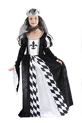 Bristol Novelty CC831 Schach Königin Kostüm