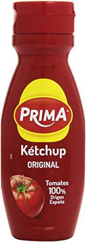 Prima - Botella Ketchup Original - 325 g