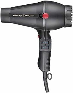 Twin Turbo 3200 Hair Dryer - Black
