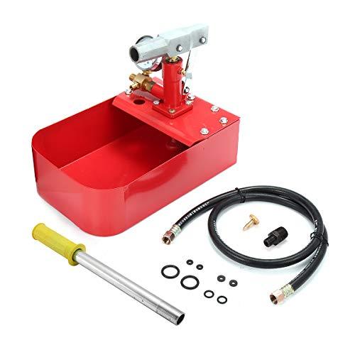 MJJEsports 1000PSI Handmatige Handmatige Handmatige Pomp Hydraulische Pijpleiding Lekkage Druk Test Tool