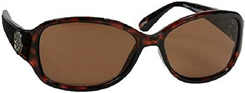lowest New new arrival Studio 35 Classic lowest Composed Brown Plastic/Mettalic Sunglasses Glasses outlet online sale