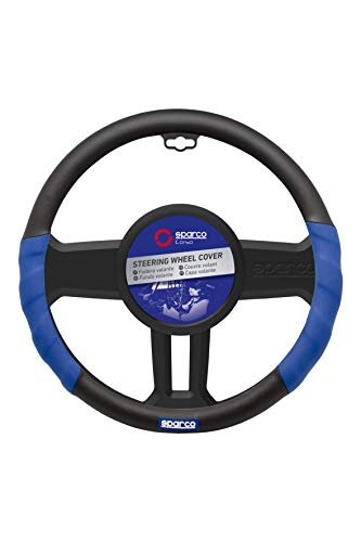 Sparco Progetto Corsa SPC1100L Funda Volante Spc Bleu/Noir