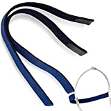 Impresa 2-Pack Replacement Headgear Straps Only Compatible with ResMed Swift FX CPAP Nasal Pillow Mask