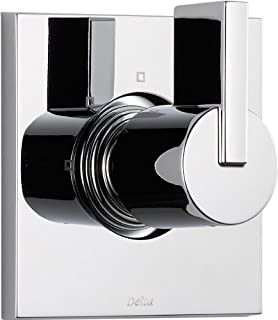 Delta Faucet Vero 3-Setting Shower Handle Diverter Trim Kit, Chrome T11853 (Valve Not Included)