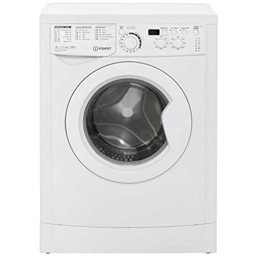Indesit EWSD61252W A++ Rated Freestanding Washing Machine -...