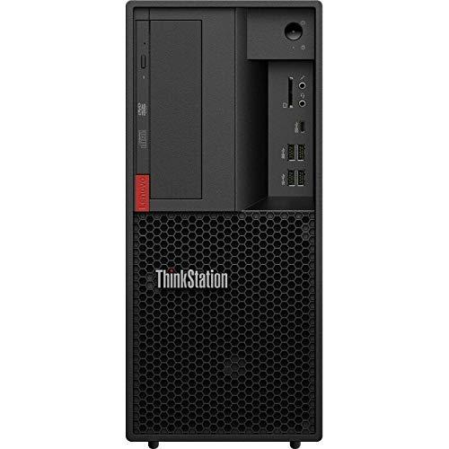 Lenovo ThinkStation P330 Tower Desktop PC Intel Core i7-9700 16GB RAM 512GB SSD NVIDIA Quadro P1000 4GB Graphics Windows 10 Pro Black - 30CYCTO1WW