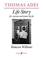 Life Story: Soprano and Piano: Op. 8a