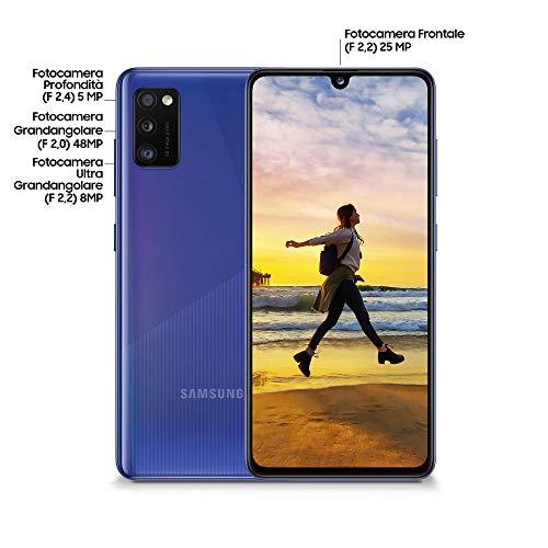 Samsung Galaxy A41 A415 Blau Dual SIM EU