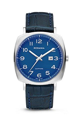 Rodania-Montreal Reloj de hombre, color azul