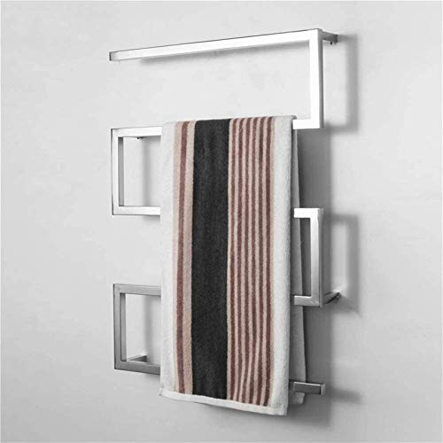 Inicio Equipos Toalleros calefactables Calentador eléctrico de toallas Toallero eléctrico de acero...