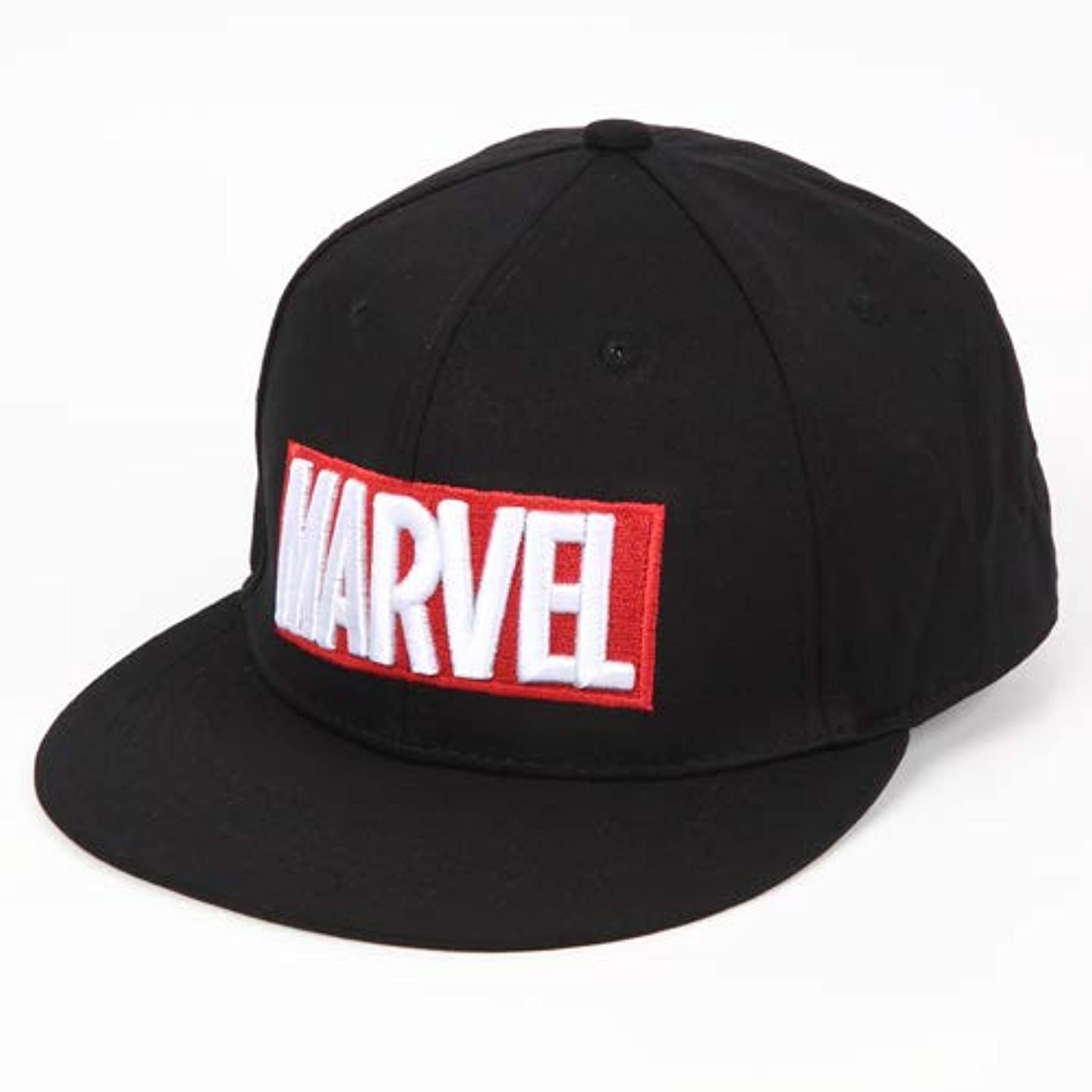 繰り返したパトロン浸食MARVEL マーベル キャップ 帽子 メンズ レディース CAP 男女兼用 マーベルロゴ