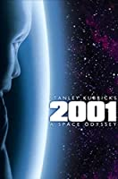 2001年:スペースオデッセイ映画クラシックキャンバスプリントポスターとリビングルームの装飾用の写真ウォールアート写真(19.69X27.56インチ)50X70Cmフレームなし