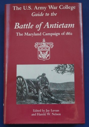 Price comparison product image The U.S. Army War College Guide to the Battle of Antietam: The Maryland Campaign of 1862