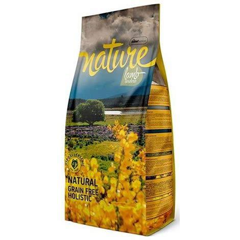 Satisfaction Nature Cordero Grain Free 12 kg