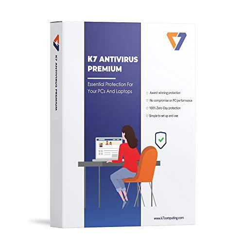 K7 Antivirus Premium Antivirus Software 2021...