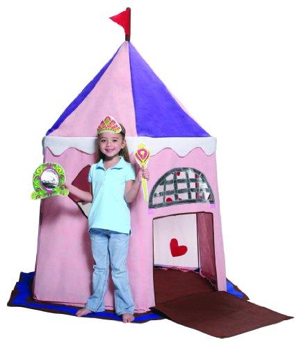 Bazoongi Fairy Princess Castle Play Tent