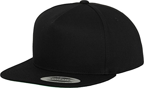 Flexfit Gorra Classic 5 Panel Snap Back