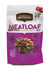 Contains (1) 12 Ounce Bag of Dog Treats Tasty real meat treats for dogs Soft treats are easy to break into smaller pieces No corn, wheat, or gluten ingredients, and no artificial flavors or meat by-products Safely cooked in the USA with no ingredient...