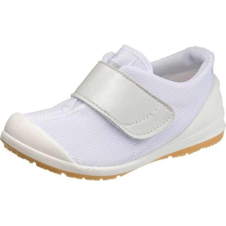 asahi shoes(アサヒシューズ) KIDS(キッズ用/ジュニア用/子供用) アサヒ健康くん 502A 3E 【ホワイト/ホワイト】16.5 cm
