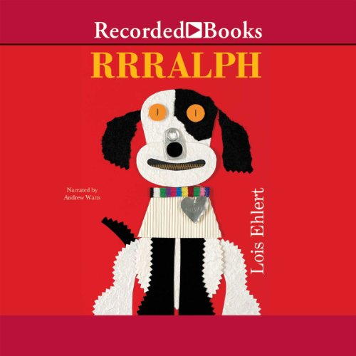 Rrralph audiobook cover art
