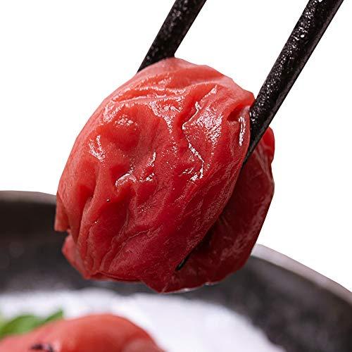 【紀州山口農園直売】 紀州南高梅 高級梅干し 紫蘇梅 1kg 着色料・添加物不使用 塩分無調整