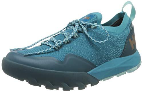 Helly Hansen W Loke Dash 2 HT, Stivali da Escursionismo Alti Donna, Multicolore Blu/alzavola (Wave Lavato Teal 632), 41 EU