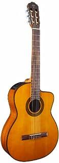 scheda takamine - chitarra elettrica a 6 corde, per destrorsi, colore: naturale (gc1cenat)