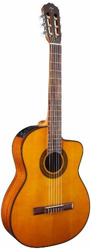 Takamine Guitarra eléctrica de cuerpo sólido de...