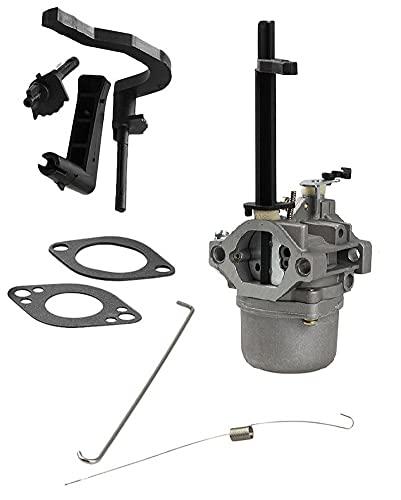 Owigift Carburetor Carb Replaces for Troy-Bilt 3700W 6000W 6000/8250 Watt Generator Model 030475 030475A 030476 with Briggs Stratton Engine 190220GS