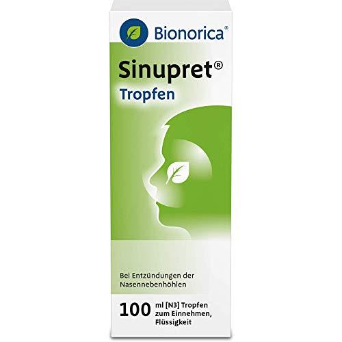 Sinupret Tropfen, 100 ml Lösung