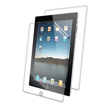 ZAGG InvisibleSHIELD for iPad 2, Full Body (APPIPADTWOLE)
