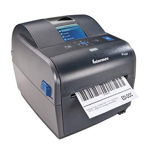 Intermec PC43d Thermodirekt 203x 203DPI Drucker für Etiketten–Drucker für Etiketten (Thermodirekt, 203x 203DPI, 203,2mm/Sek, IPL, XML, ZPL II, LCD, 314x 234Pixel)