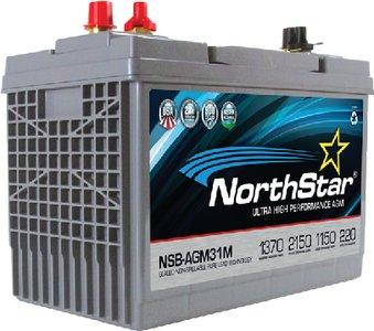 Northstar Agm Engine Start Batteries (Batteries)
