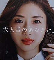 石原さとみmeiji THE Chocolate チラシ