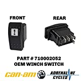 Can-Am 2011-2018 Commander 1000 Traxter T Hd8 Winch Switch 710002052 New Oem
